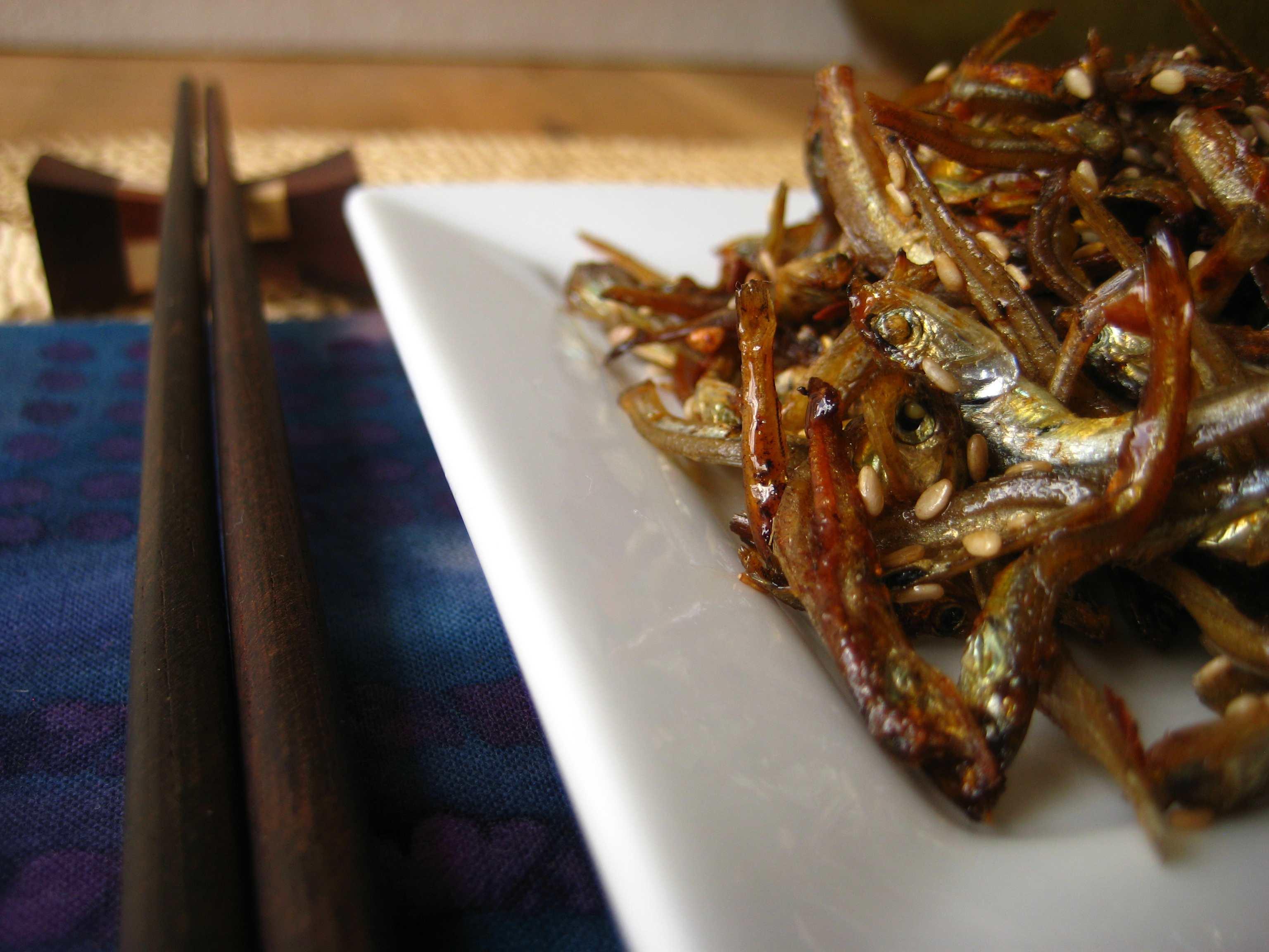 Korean Dried Anchovies