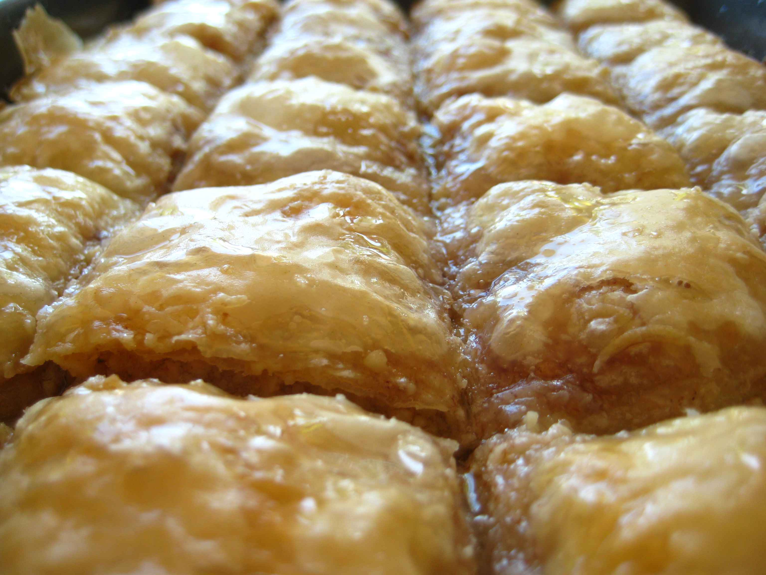 Syrian Baklava Story Of A Kitchen