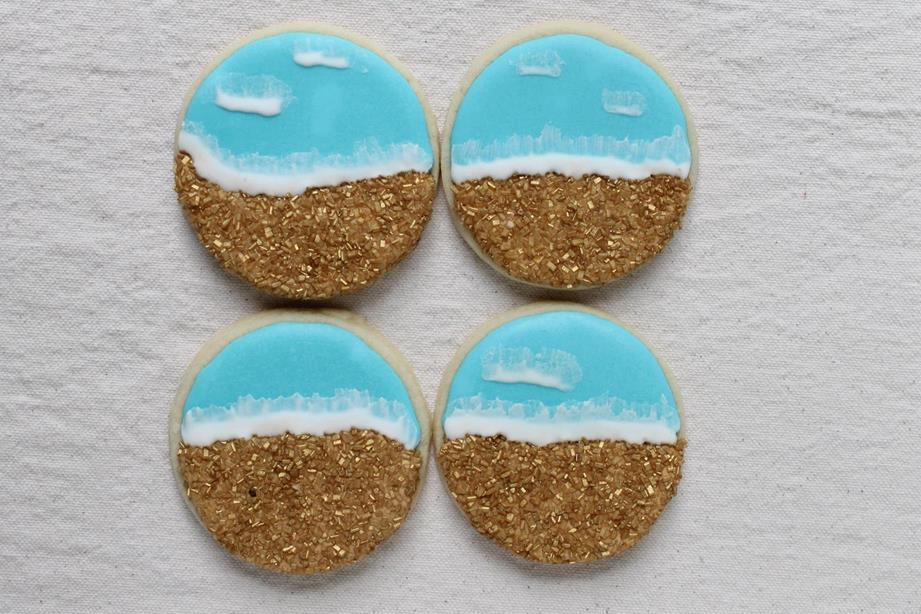 beach-round-cookies