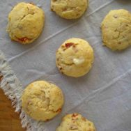 sun-dried tomato savory biscuits