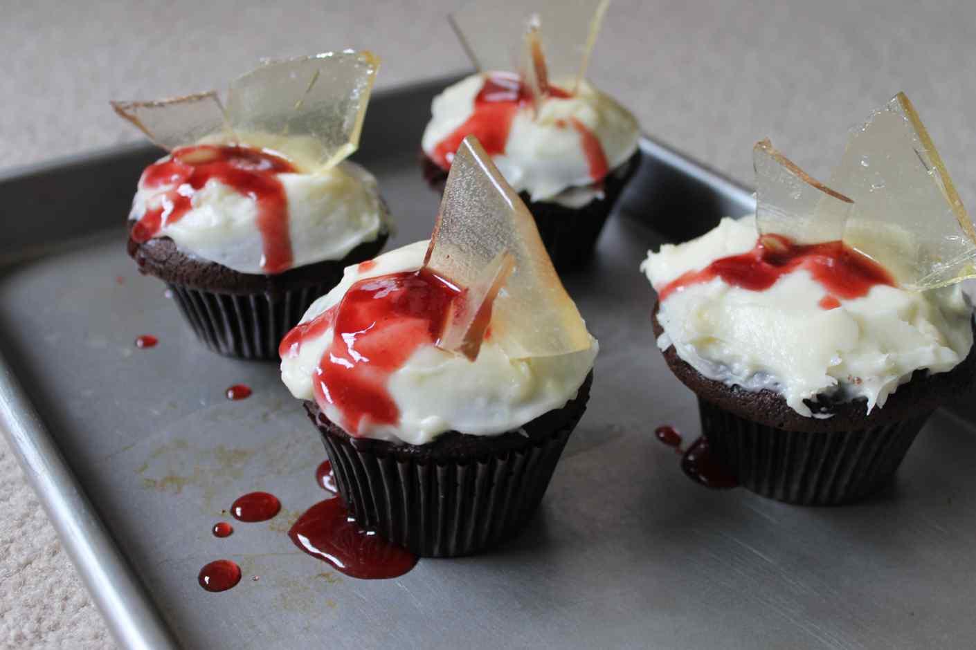 Bloody Cake Recipe Tomato