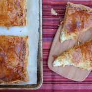 khachapuri recipe (georgian cheese pie)