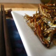 korean-style dried anchovies