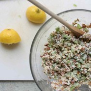 almond celery salad recipe