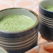 matcha russian cream recipe