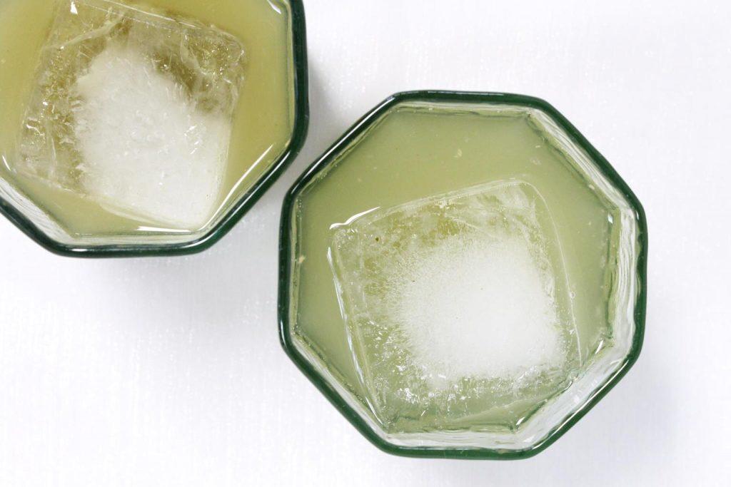 ginger-beer-green-tea