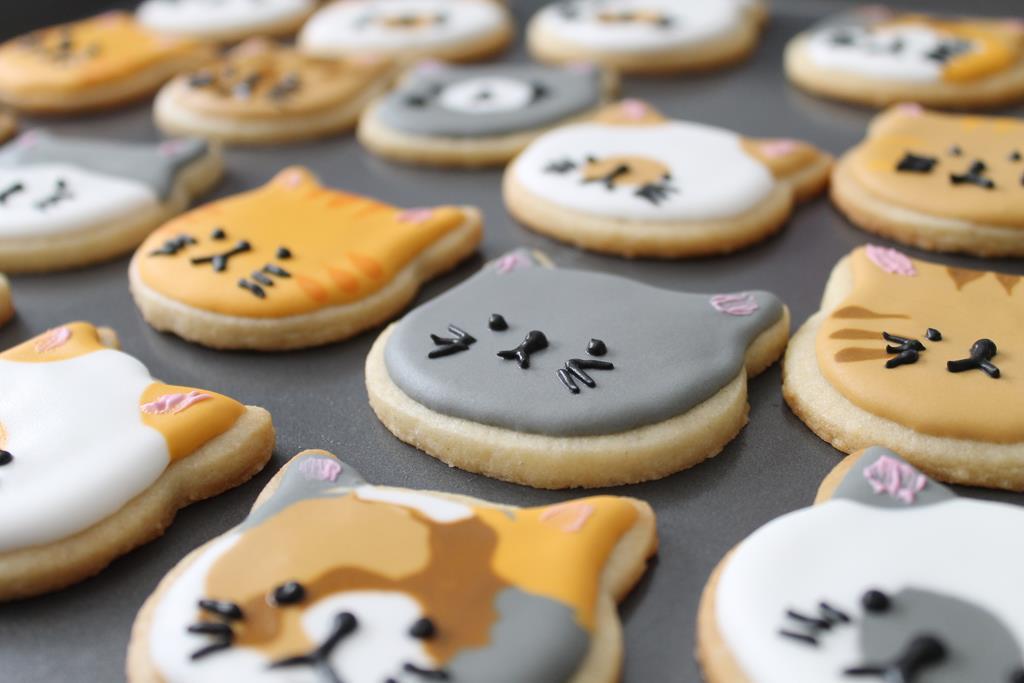 kitty-cookies