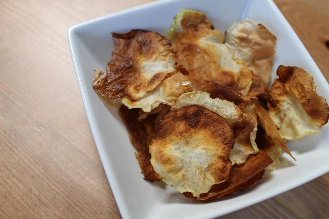 Kohlrabi Chips Recipe — Dishmaps