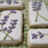 lavender sugar cookies recipe