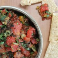 aunt mary's salsa recipe