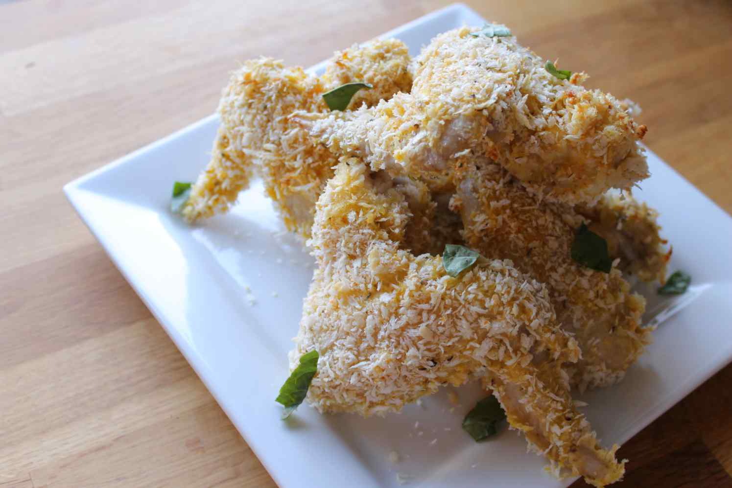 Panko Crusted Baked Chicken Story Of A Kitchen
