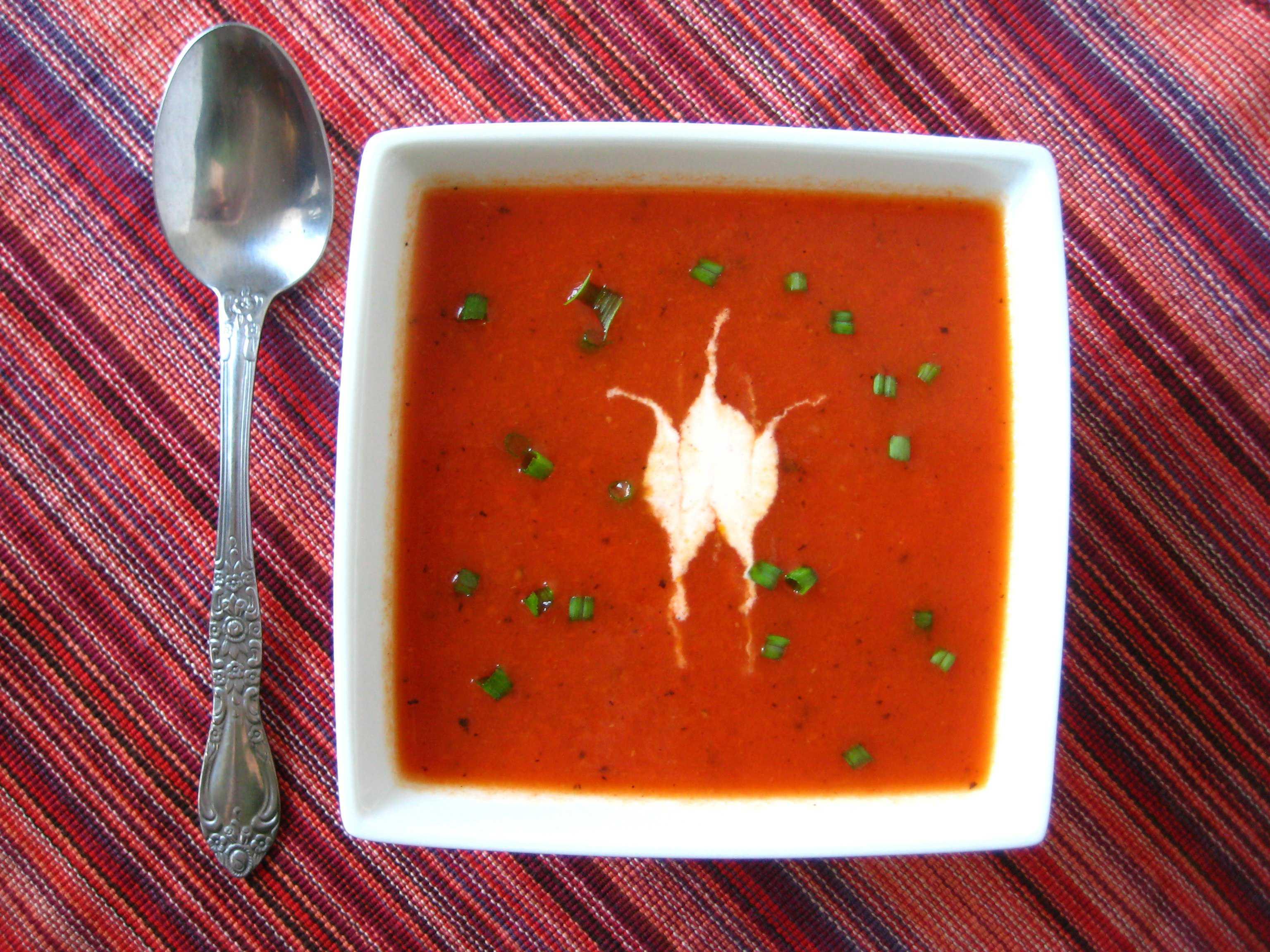 Magnificent Red Pepper Soup Interior Design Ideas Gentotryabchikinfo
