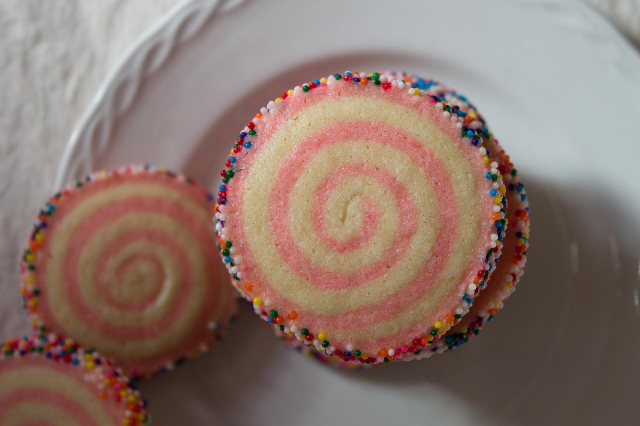 Swirl Sugar Cookies Recipe Story Of A Kitchen