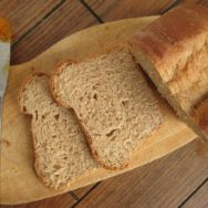 whole-wheat sandwich bread recipe