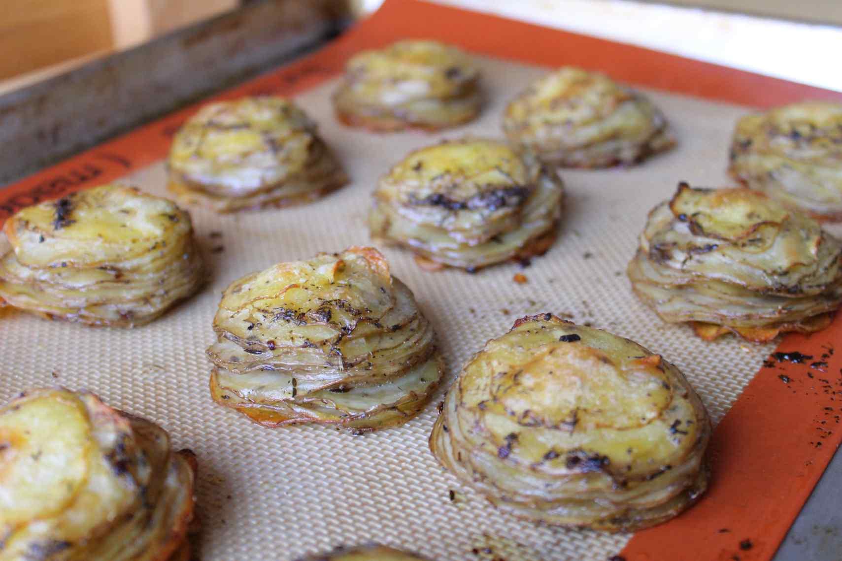 Mini Pommes Anna Story Of A Kitchen