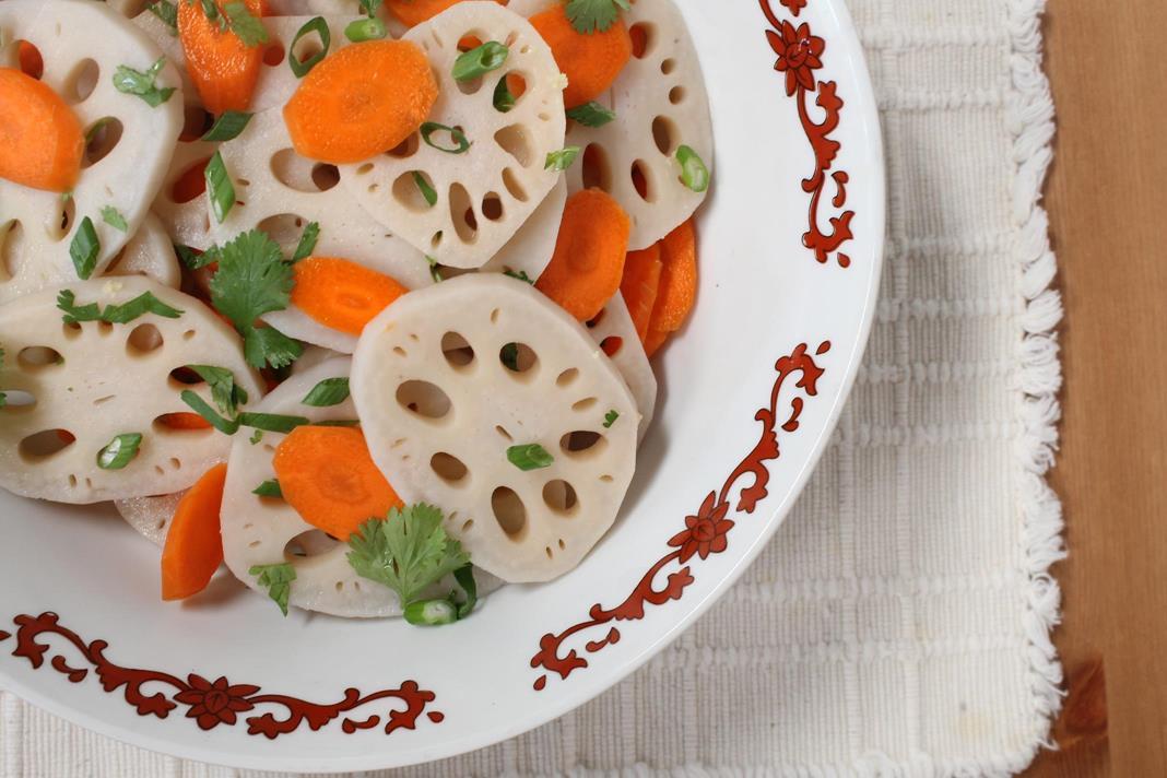lotus-root-salad